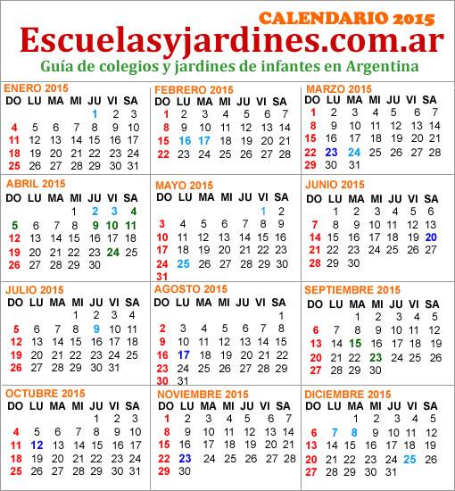 Argentina: ¿Cuándo comienzan las vacaciones de invierno 2015 en